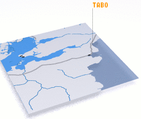 3d view of Tabo