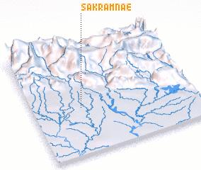 3d view of Sakramnae