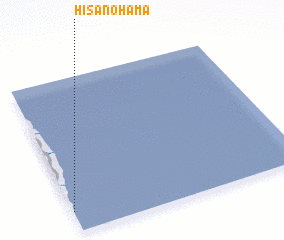 3d view of Hisanohama