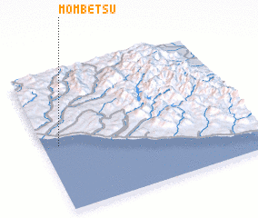 3d view of Mombetsu