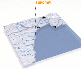 3d view of Taranay