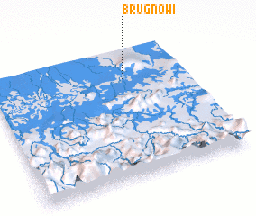 3d view of Brugnowi