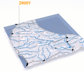 3d view of Zhuny
