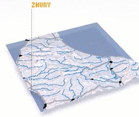 3d view of Zhuny