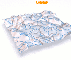3d view of Longap