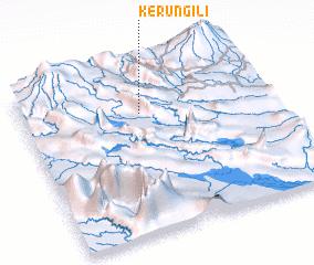 3d view of Kerungili