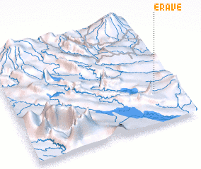 3d view of Erave