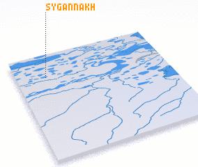 3d view of Sygannakh