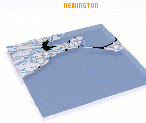 3d view of Newington