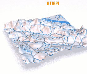 3d view of Atiapi