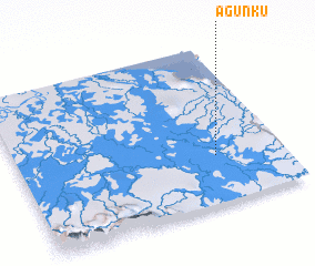 3d view of Agunku