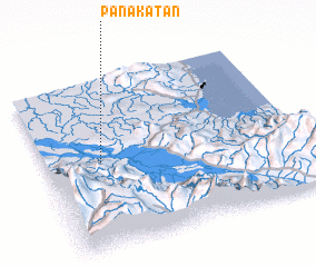 3d view of Panakatan