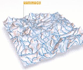 3d view of Wanimagu