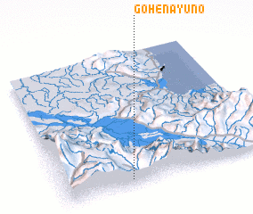 3d view of Gohenayuno