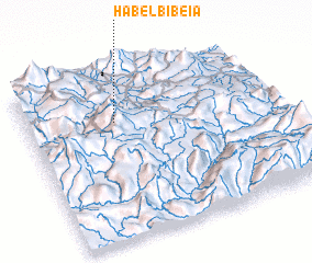 3d view of Habelbibeia