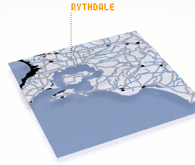 3d view of Rythdale