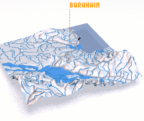 3d view of Barahaim