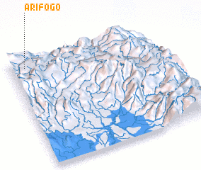 3d view of Arifogo
