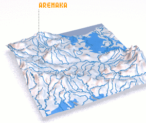 3d view of Aremaka