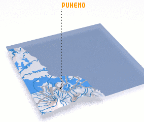 3d view of Puhemo
