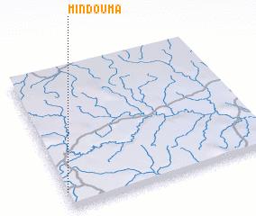 3d view of Mindouma