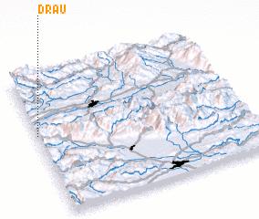 3d view of Drau