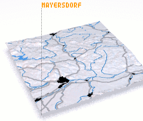 3d view of Mayersdorf