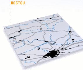 3d view of Koštov