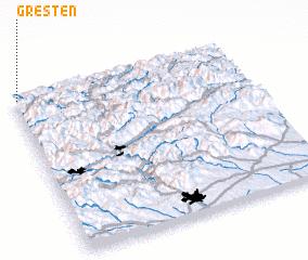 3d view of Gresten