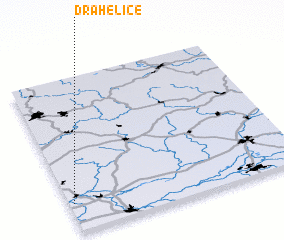 3d view of Drahelice