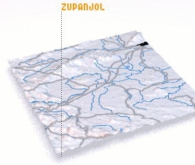 3d view of Županjol