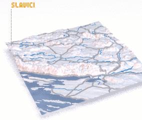 3d view of Slavići