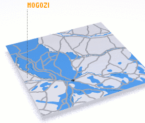3d view of Mogozi
