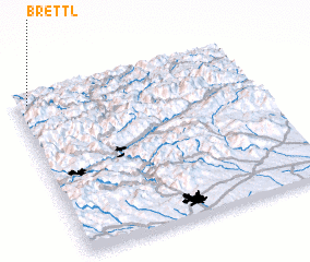 3d view of Brettl