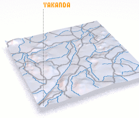 3d view of Yakanda