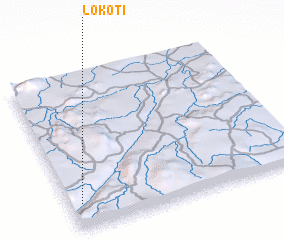 3d view of Lokoti