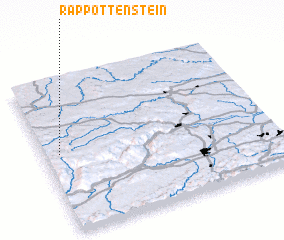 3d view of Rappottenstein