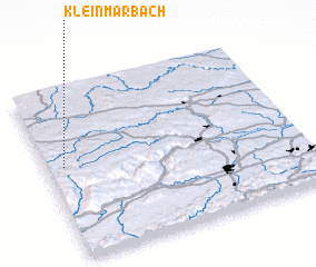 3d view of Kleinmarbach