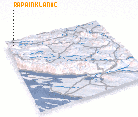 3d view of Rapain Klanac