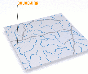 3d view of Douodjina