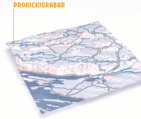 3d view of Prokički Grabar