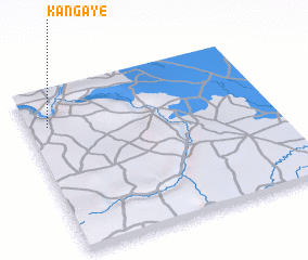 3d view of Kangaye