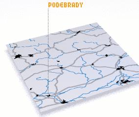 3d view of Poděbrady