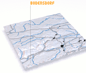 3d view of Bodensdorf