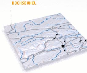 3d view of Bocksbühel