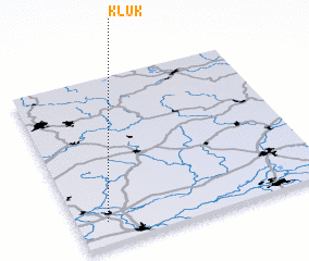 3d view of Kluk