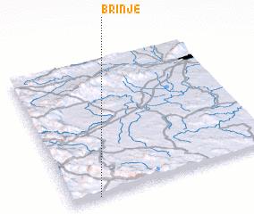 3d view of Brinje