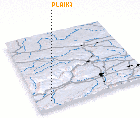 3d view of Plaika
