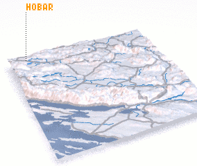 3d view of Hobar
