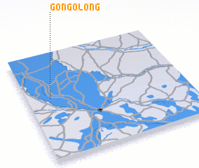 3d view of Gongolong
